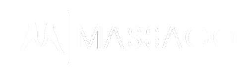 massago logo - white