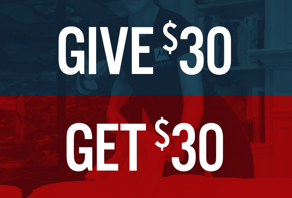 give $30 get $30