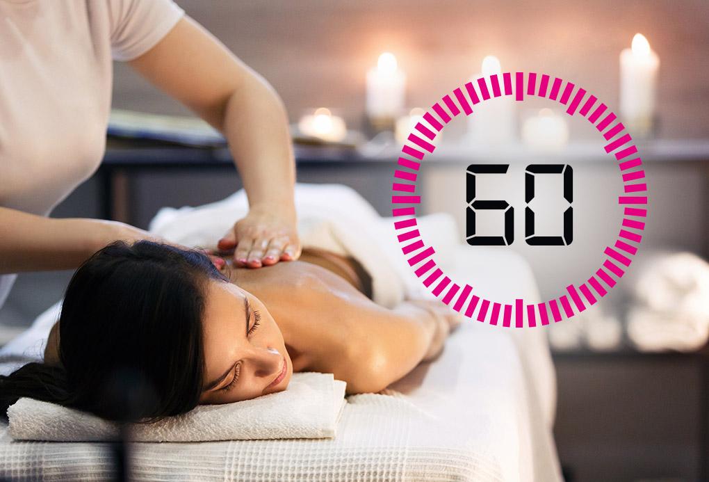 give us 60 - massago mobile massage
