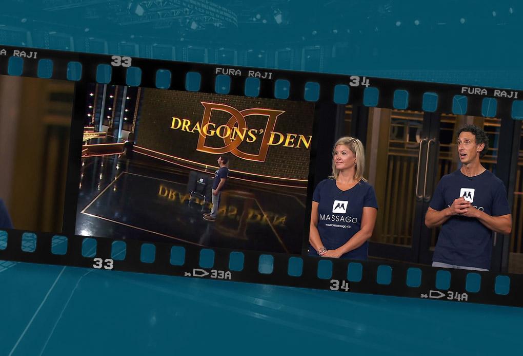 dragons den - massago