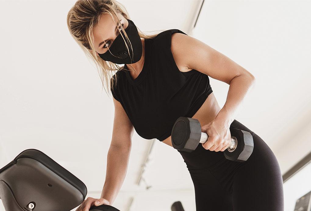covid fitness